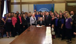 New Anti-harassment Laws Signed in Washington State